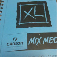Canson XL Mix Media Pads and Sheets uploaded by Mara W.