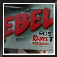 Canon EOS Rebel T3 12.2MP Digital SLR Camera with 18-55IS Lens - Black uploaded by Jaqueline f.