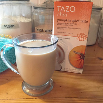 Photo of Tazo Black Tea Concentrate Pumpkin Spice Chai Latte uploaded by Ariel G.