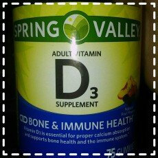 Spring Valley Vitamin D-3 Gummies uploaded by Meghan C.