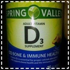 Spring Valley Vitamin D-3 Gummies uploaded by Meghan C.