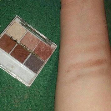 L.A. Colors 6 Color Eyeshadow, Delicate, .14 oz uploaded by Morgan T.