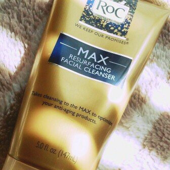 Roc® Max Resurfacing Facial Cleanser 5 fl. oz. Tube uploaded by Na'ilah S.