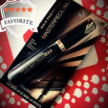 MaxFactor Masterpiece Max Regular Mascara Velvet Black uploaded by Sally H.