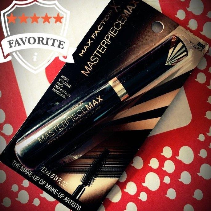 MaxFactor Masterpiece Max Regular Mascara Velvet Black uploaded by Sally H.