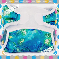 Bummis Swimmi Cloth Diapers, Turtles, Medium (15-22 lbs) (Discontinued by Manufacturer) uploaded by C G.