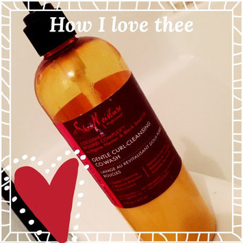 Photo of SheaMoisture Professional Gentle Curl Cleansing Co-Wash uploaded by Amber S.