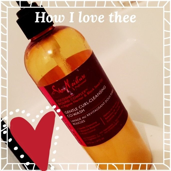 SheaMoisture Professional Gentle Curl Cleansing Co-Wash uploaded by Amber S.