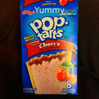 Kellogg's Pop-Tarts Frosted Cherry Toaster Pastries uploaded by Robyn W.