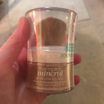 Photo of L'Oréal Paris True Match™ Mineral Foundation uploaded by Teran F.