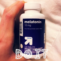 Melatonin 10 mg Tablets - 120 Count - up & up uploaded by Tess S.