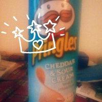 Pringles Cheez Ummms Cheddar & Sour Cream Potato Crisps uploaded by Michelle H.