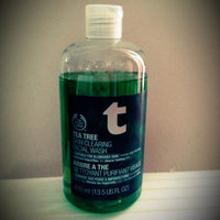 The Body Shop Tea Tree Skin Clearing Facial Wash uploaded by Sara B.