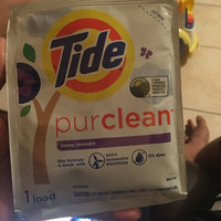 Tide purclean liquid laundry detergent for Regular and HE washers, Unscented uploaded by Fresacremosa01@hotmail.com R.