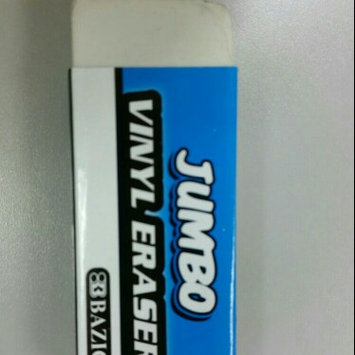 Photo of Bazic 220124 Jumbo Vinyl Eraser Pack of 24 uploaded by Angelli M.