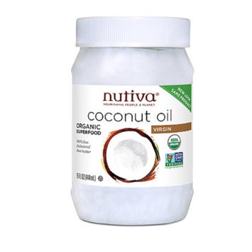 Nutiva Coconut Oil uploaded by Giuliana B.