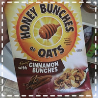 Honey Bunches of Oats with Cinnamon Bunches uploaded by Rachel M.