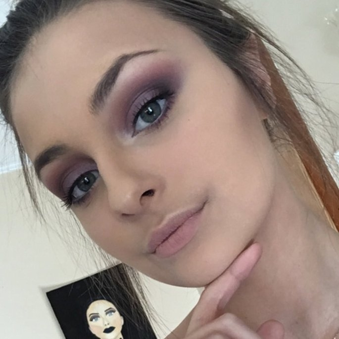 Modern Mattes - 28 Color Eyeshadow Palette uploaded by Claire X.