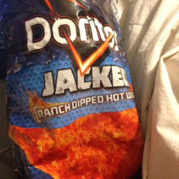 Doritos Jacked Ranch Dipped Hot Wings Tortilla Chips uploaded by Emily T.