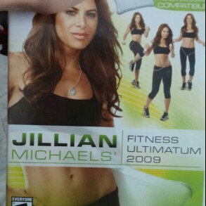 Majesco Jillian Michael's Fitness Ultamatum 2009 - Nintendo Wii uploaded by maria p.