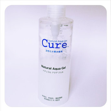 Cure Natural Aqua Gel 250ml - Best selling exfoliator in Japan! uploaded by Meaghan H.