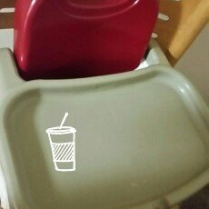Photo of Fisher-Price Healthy Care Deluxe Booster Seat uploaded by Heather B.