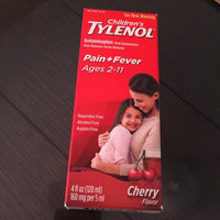 Tylenol Children's Pain Reliever uploaded by Nora B.