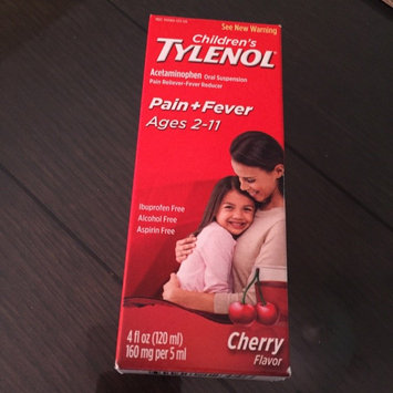 Photo of Tylenol Children's Pain Reliever uploaded by Nora B.