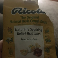 Ricola Natural Herb Cough Suppressant Throat Drops Original 21 Count Bag uploaded by Vivian B.