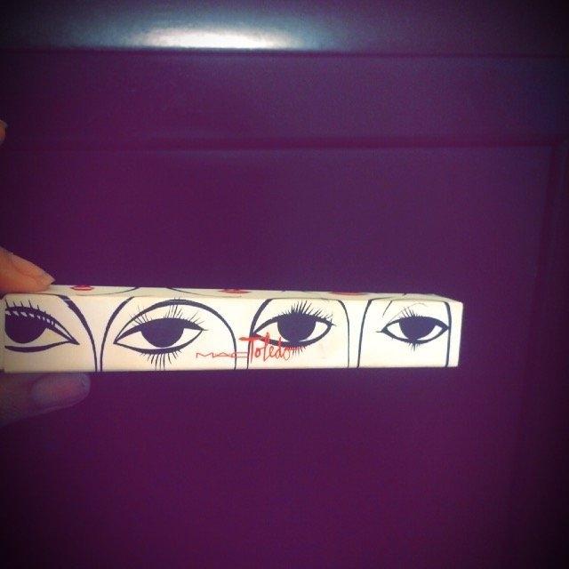 cosmetics MAC Isabel & Ruben Toledo Coloured Mascara uploaded by Lakiya N.