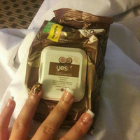 Yes To Coconut Cleansing Wipes uploaded by Fran C.