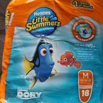 Photo of Huggies® Little Swimmers Diapers uploaded by Lori H.