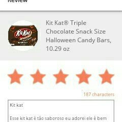 Kit Kat® Triple Chocolate Snack Size Halloween Candy Bars, 10.29 oz uploaded by member-d9bfa1671