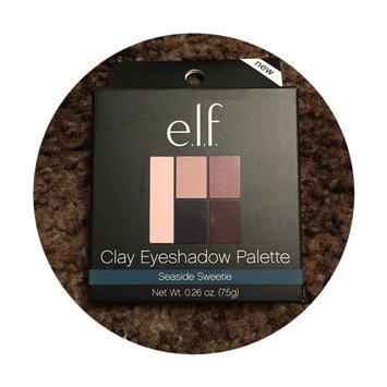Photo of e.l.f. Cosmetics Clay Eyeshadow Palettes uploaded by Briea G.