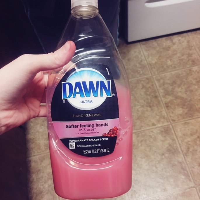 Dawn Hand Renewal with Olay Pomegranate Splash uploaded by Teran F.