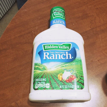 Hidden Valley® Original Ranch® Dressing uploaded by Jobie P.