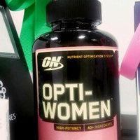 Optimum Nutrition Opti-Women Multivitamin uploaded by Melissa S.