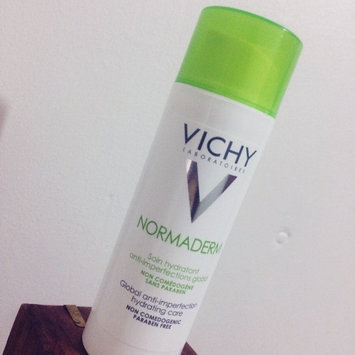 Photo of Vichy Normaderm Triple Action Anti-Acne Lotion - 50 ml uploaded by Karina J.