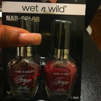 Photo of wet n wild Fergie Nail Color uploaded by Whitney H.
