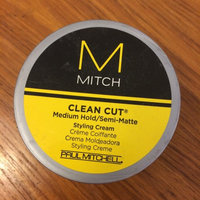 Mitch Clean Cut Styling Hair Cream uploaded by Ellie E.