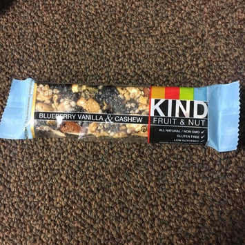 Photo of KIND® Granola Bar Vanilla Blueberry uploaded by Rachael R.