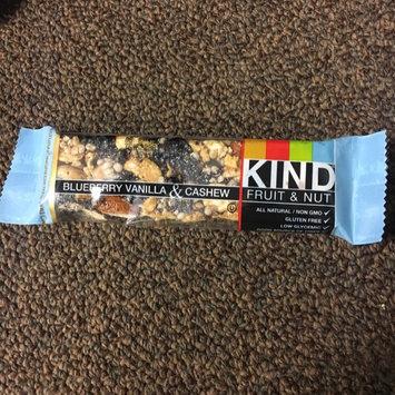 Photo of KIND® Granola Bar Vanilla Blueberry uploaded by Rachael R.
