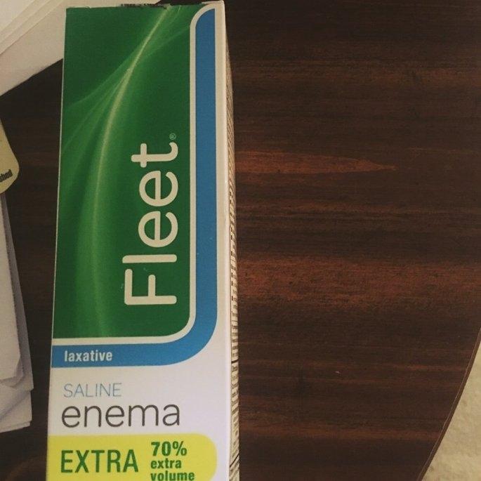 Fleet Enema uploaded by Teran F.
