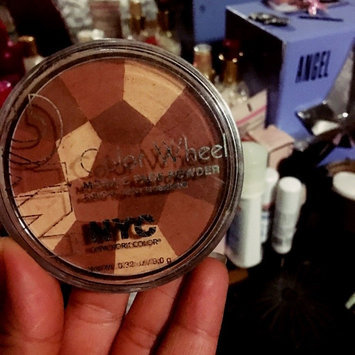 NYC Color Wheel Mosaic Face Powder uploaded by Sophy T.