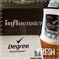 Degree Men Ultra Clear Black + White Antiperspirant Fresh uploaded by Jennifer R.