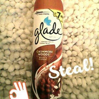 Glade Cashmere Woods Room Spray uploaded by Ciara S.