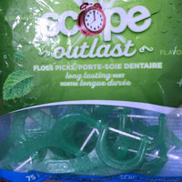 Oral-B Advantage Advantage Floss Picks Long Lasting Mint uploaded by Mary G.