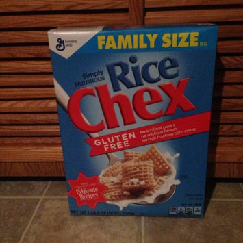 Photo of Rice Chex Gluten Free Cereal uploaded by Holly G.
