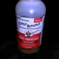 Little Colds Infant Fever / Pain Reliever Acetaminophen uploaded by Stacia S.