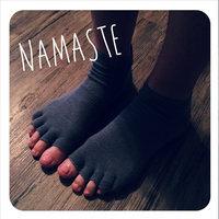 Gaiam Yoga Grippy Yoga Socks uploaded by Liz M.
